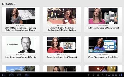 GeekBeat.TV Screenshot 3