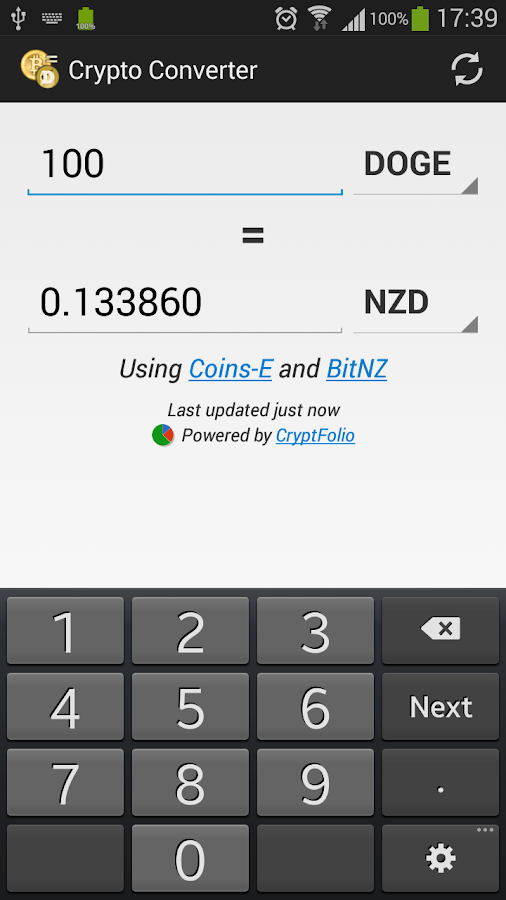 Image result for crypto calculator