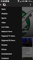 Screenshot of KTEN News