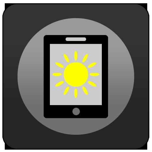 画面懐中電灯 工具 App LOGO-硬是要APP