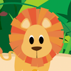 QCat - Toddler's Animal Park icon