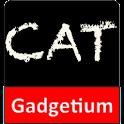 TuneSkill CAT TestPrep logo