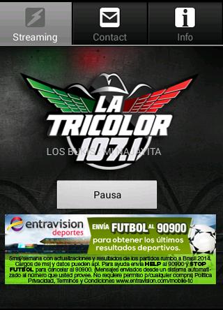 Tricolor 107.1