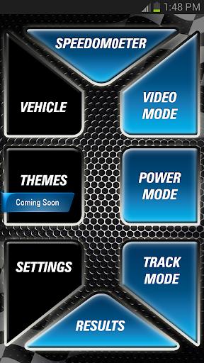 Speedometrics - レーストラック