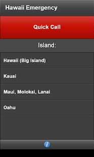 玩生活App|Hawaii Emergency免費|APP試玩