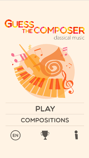 Guess composer — music quiz