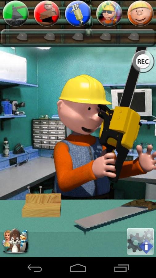 Talking Max the Worker - screenshot