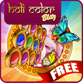 Holi Color Blitz Free