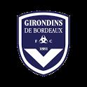 Girondins de Bordeaux Clock icon