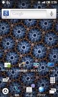 Screenshot of KaleidoCameraLiveWallpaper