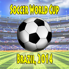 World Cup '14 - Curtain Raiser icon