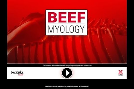 NUBeef Anatomy - screenshot thumbnail