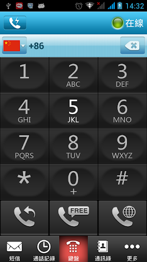 會友通電話 網絡電話 回撥 免費電話 SIP