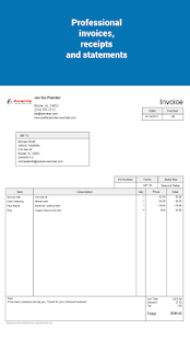Street Invoice- screenshot thumbnail