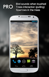 Sun Rise Free Live Wallpaper - screenshot thumbnail