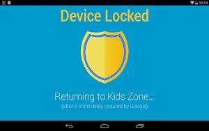 6 Kids Zone Parental Controls App screenshot