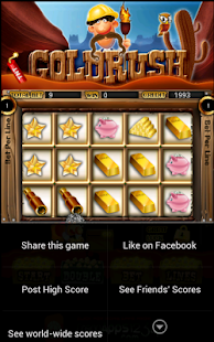 Gold Rush Slot Machine HD- screenshot thumbnail