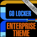 Enterprise GO Locker theme logo