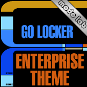 Enterprise GO Locker theme