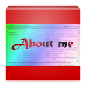 About me for public view icon