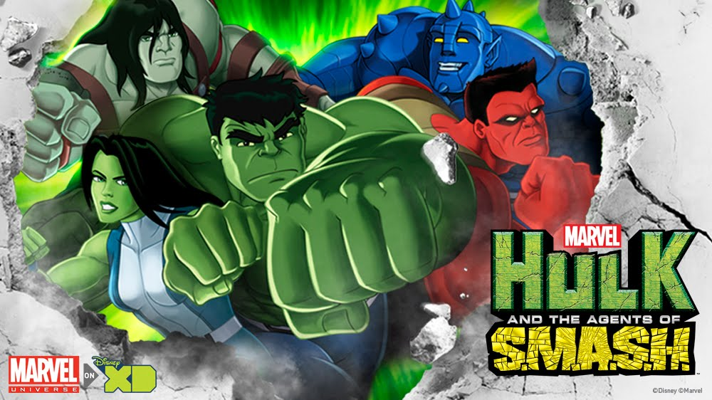 Capa do Hulk and the Agents of S.M.A.S.H S01E18 Legendaod Portuguêsseriados