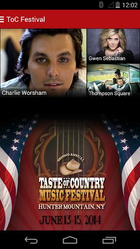 Taste of Country Festival 2014