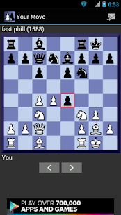 Your Move Correspondence Chess- screenshot thumbnail