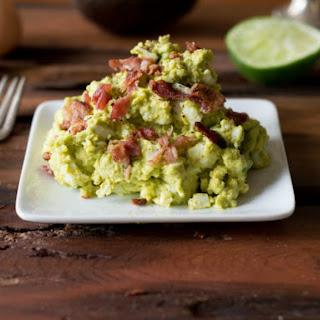 Avocado Egg Salad.