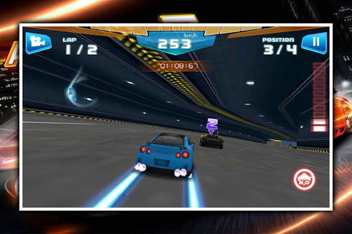 Speed Car City Racing 3D