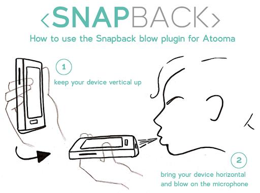 Snapback Plugin for Atooma