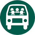 Let's CarPool icon