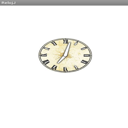 Reloj Analogico basico