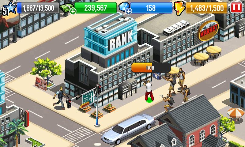 Gangstar City screenshot #9