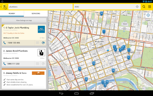 Yellow Pages® Australia - screenshot thumbnail