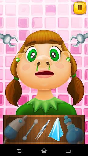 【免費家庭片App】Christmas Nose Doctor-APP點子