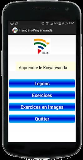 Francais Kinyarwanda Complet