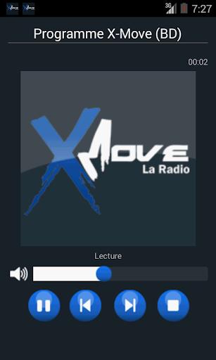 X-move - La radio