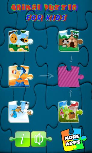 Animal Puzzle Kids