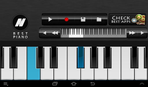 我的鋼琴曲|玩音樂App免費|玩APPs