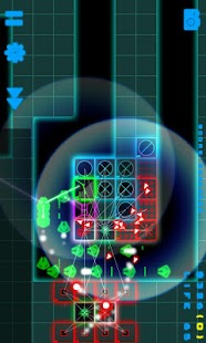 Neon Defense FREE - screenshot thumbnail