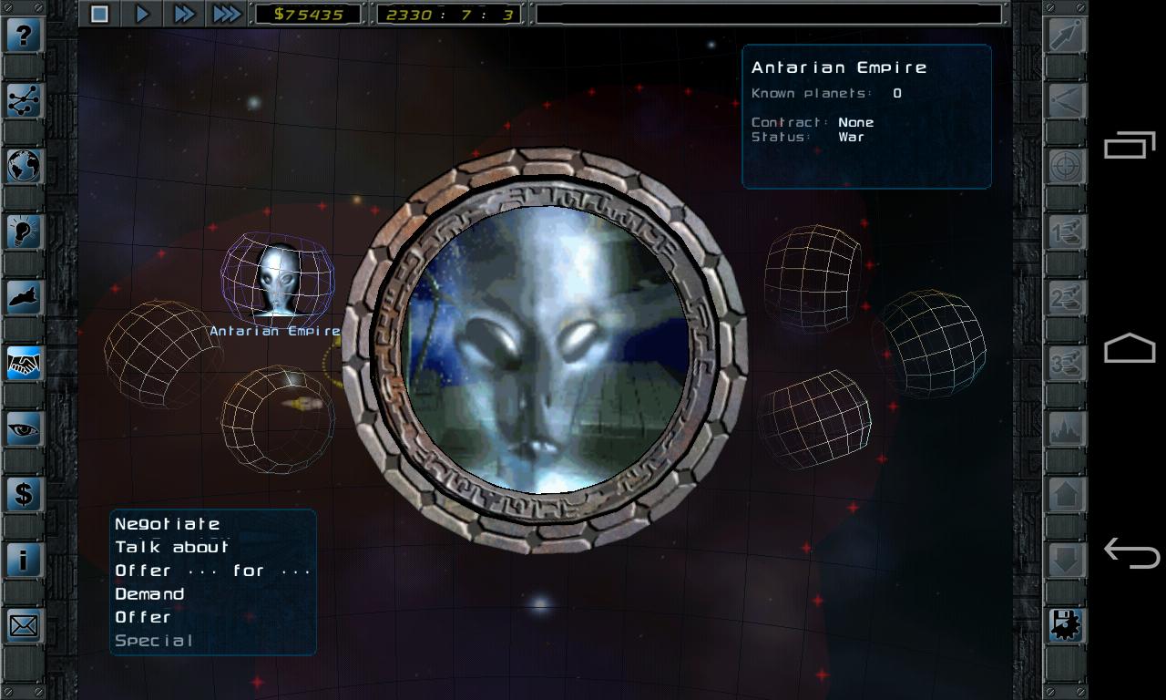 Imperium Galactica 2 - screenshot