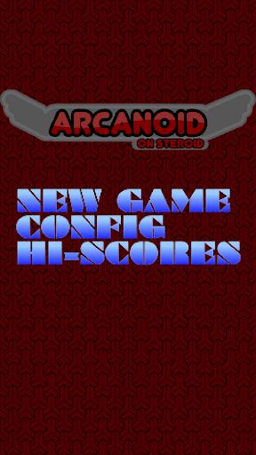 Arcanoid On Steroid