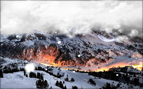 Snowfall Live Wallpaper 4TnIfIdTwVZA6s4Yrce4