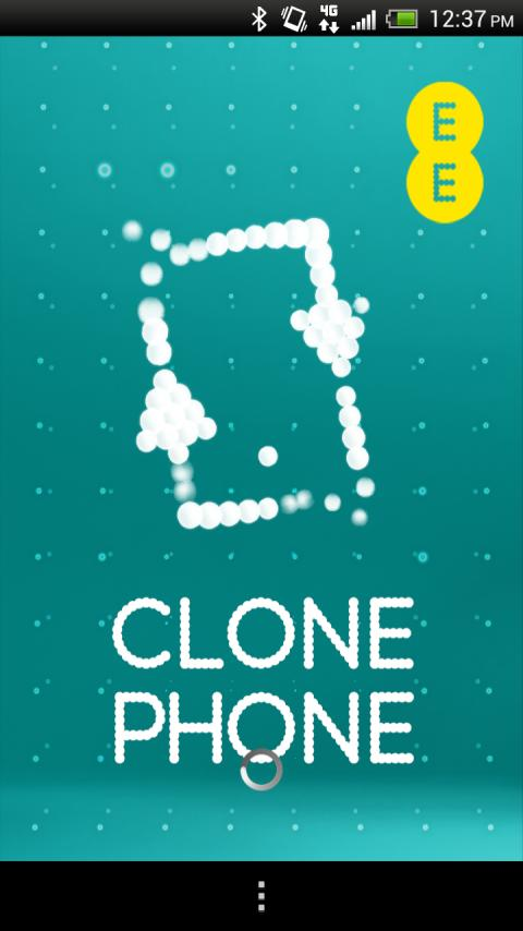 Clone Phone - screenshot