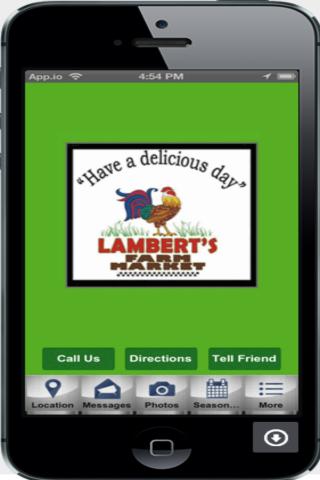 Lambert's Farm Market