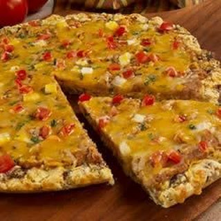 Mexican Sausage Pizza