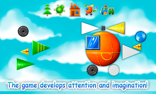 Learning Shapes for Kids- screenshot thumbnail