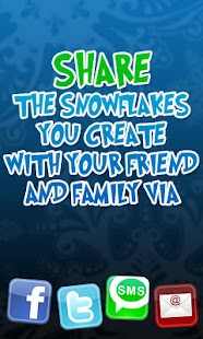 Happy Snowflake - screenshot thumbnail