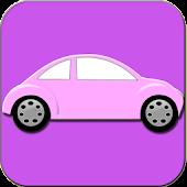 Girls Car Game