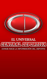 CENTRAL DEPORTIVA- screenshot thumbnail